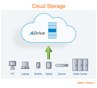 Storage Enterprise Cloud Backups Private Cloud Storage On-Site Storage ...: www.adrive.com/enterprise/overview